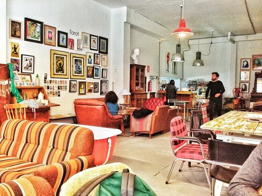 Red house recomendaci n lau calle amor de dios 7 - La cucineria roma ...