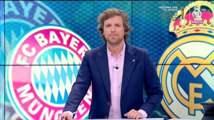 Ver Bayern Munich-Real Madrid in the Champions League quarter-finals