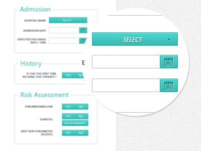 Form - Web App