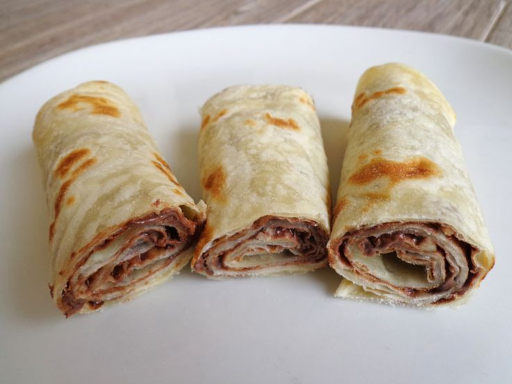 Piadina dolce - Severin for Fun