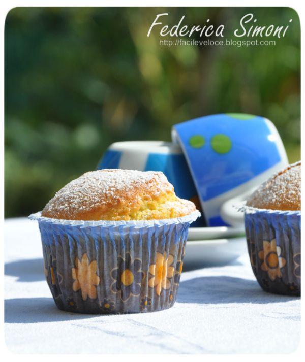 Tortine al limone http://facileveloce.blogspot.it/2015/08/tortine-morbide-al-limone.html