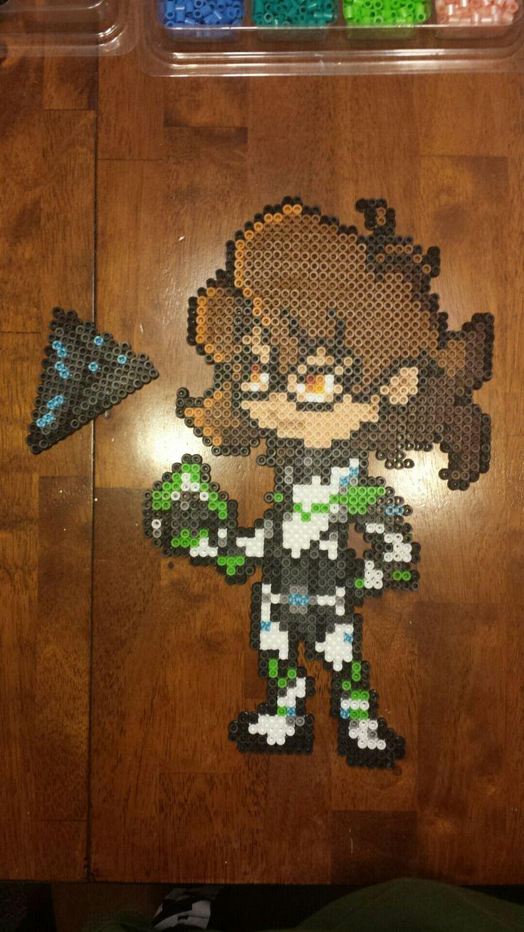 Pixel Art Minecraft Website