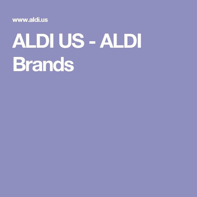 ALDI US - ALDI Brands