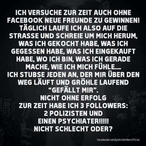 Alternative zu Facebook ;-)