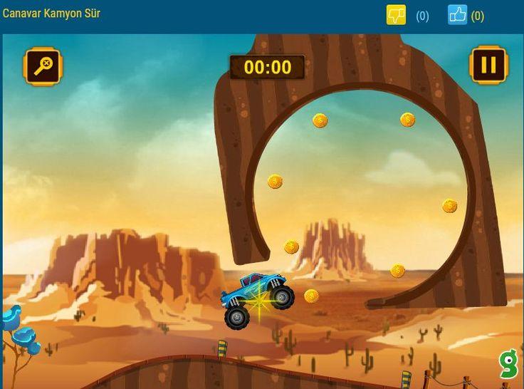 Canavar Kamyon Sür - Kamyon Oyunları io - Araba Oyunlarım io!  Muhteşem bir macera ve heyecanlı bir kamyon oyunu oynamak için Canavar kamyon Sür sizleri bekliyor. Üstelik bu oyunda hem altın toplamak, hem seviye atlamak, hem de akrobatik hareketler yapmak mümkün! Şimdi siz de io oyunları arasından kamyon oyunu seçeneklerini değerlendirebilirsiniz.