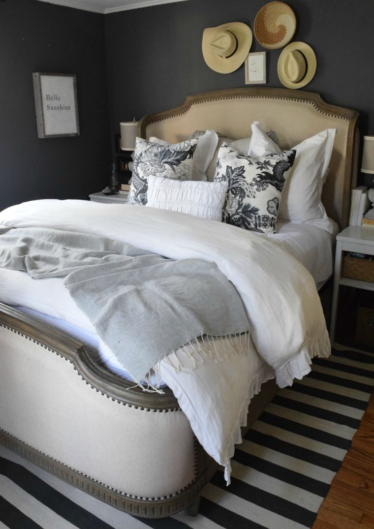 Best Gray paint for bedroom walls from