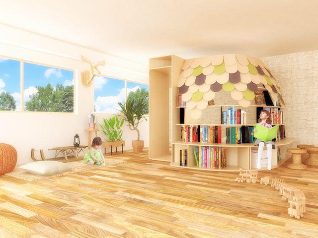 ユニット方式の「家の中の小屋」 自分らしく好きに暮らしていくための「継続的な家づくり」をサポートする企業「SuMiKa」が家の中の小屋というユニークな商材を製品化した。家の中の小屋_ロゴ ベッド、収納、デスクなどの機能を持った小屋型の本商品は、間取りにとらわれずに、住まいの空間をアレンジすることを可能に。 なお、住宅ローンやリフォームローンへの組み込みも可能のようだ。 これまでの住まいは、家族構成の変化などに応じるには、リフォームや引っ越しといった大きな選択が必要でしたが、「家の中の小屋」は 部屋の中での配置を工夫することで、間取りを自由に編集できるよう になります。 これは、さまざまな小屋のプロジェクトを展開することで、自由な暮らし方を提案してきたSuMiKaが、より手軽に自由な暮らし方を実現するために生まれた商品。 「家の中の小屋」によって、 生活者は時間的・経済的な負担を減らして住まいをアレンジすることが可能になりました。 今後、さまざまなシチュエー ションに応じた小屋が追加される予定。…