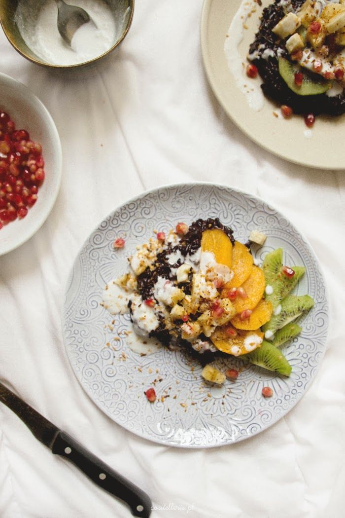 coutellerie eskapizm prowadzi w tropiki food salads pinterest coutellerie. Black Bedroom Furniture Sets. Home Design Ideas