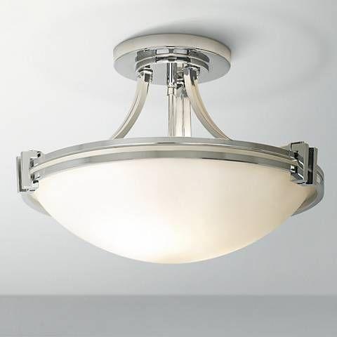 17 Best ideas about Bathroom Ceiling Light Fixtures on Pinterest ...:Master Bathroom Ceiling Light Possini Euro 16
