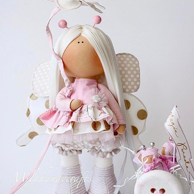 Сказочное счастье.... #milahandycrafts #sewing #handmadedoll #handmadepresent #princess #butterfly #interiordoll #tilda #textiledoll #cotton #magicparade #handmadetoy #куклаомск #куклатильда #кукла #подарокручнойработы #подарокнаденьрождения #бабочка #куклабабочка #хлопок #интерьернаякукла #текстильнаякукла #шьюкукол #эльфийка #present #дляфотосессии