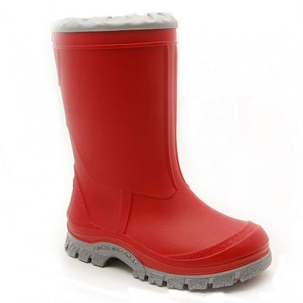 Mud Buster, Red Water Resistant Wellies - Boys Boots - Boys Shoes http://www.startriteshoes.com/boys-shoes/boots/mud-buster-red-boys-water-resistant-wellies