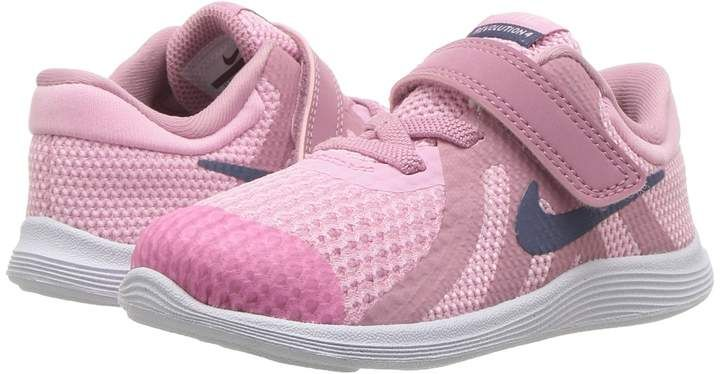 0e08173816dd4 Nike Revolution 4 Girls Shoes | Products | Nike kids, Toddler girl ...