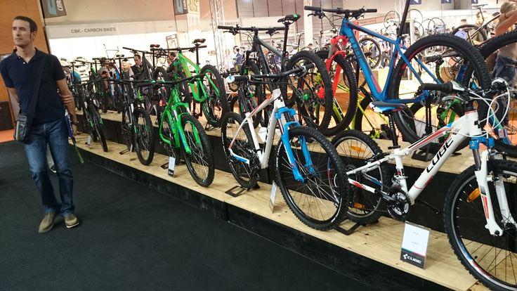 Feria Unibike, MMR Bikes by CajaEco®
