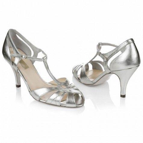 Ginger Silver   Rachel Simpson Shoes