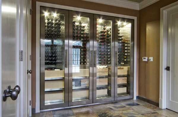 The perfect way to store and display our bottles