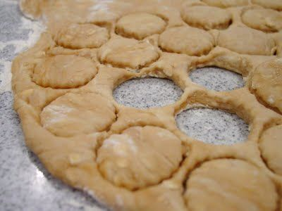 Oatmeal and Peanut Butter Dog Cookies