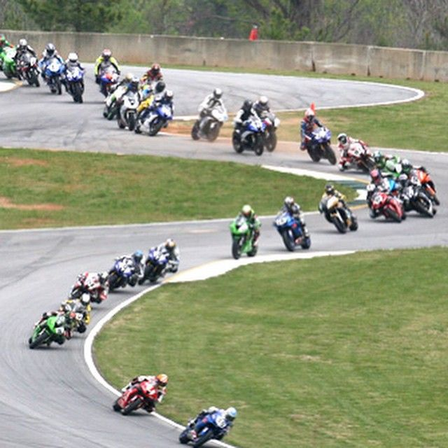 Road Atlanta  second round of Moto America, motorcycle, sportbike, track, race