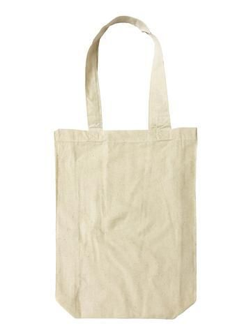 71c501fc1 Organic Cotton Book Bags w/ Full Gusset - TF115 | Organic Cotton ...