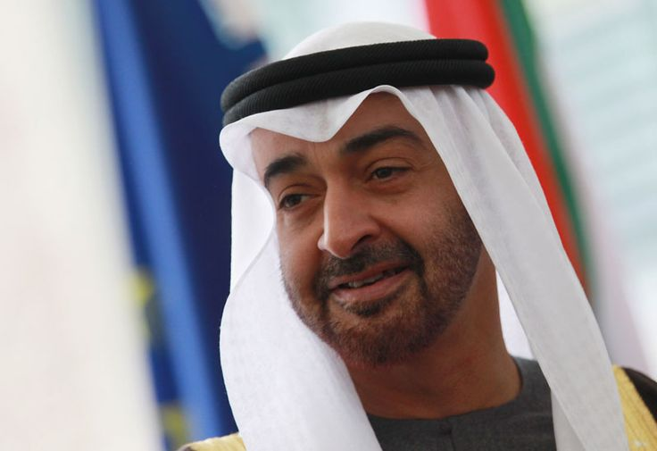 His Highness Sheikh Mohammed bin Zayed bin Sultan Al Nahyan. Sheik Mohammed bin Zayed bin Sultan Al Nahyan, born 11 March 1961, is the Crown Prince of Abu Dhabi and deputy supreme commander of the UAE. He is the third son of Zayed bin Sultan Al Nahyan, the first President of the United Arab Emirates and ruler of Abu Dhabi, and his third wife, Sheikha Fatima bint Mubarak Al Ketbi. He is half brother to the current Emir.