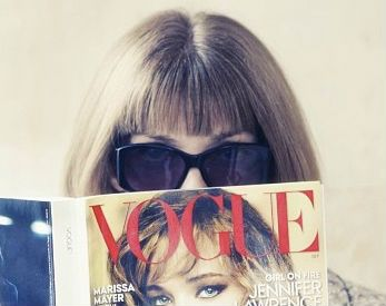Anna Wintour Makes Her Instagram Debut!