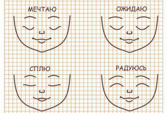Рисуем счастливые лица текстильным куколкам: схемы и выкройки