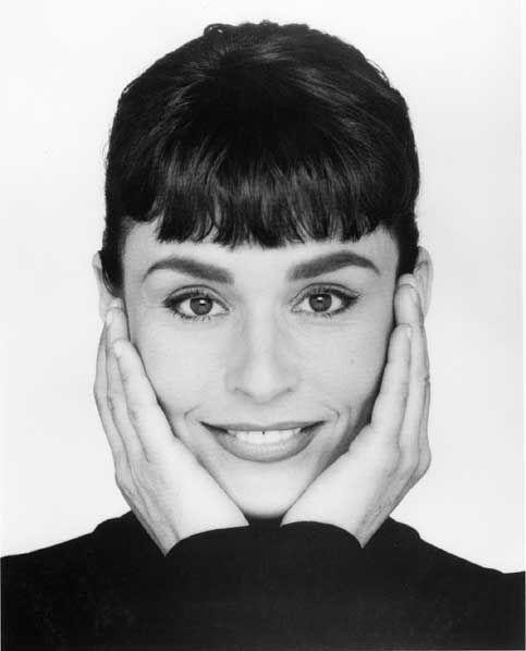 Diane Venora, actress (Bird/The Jackal)