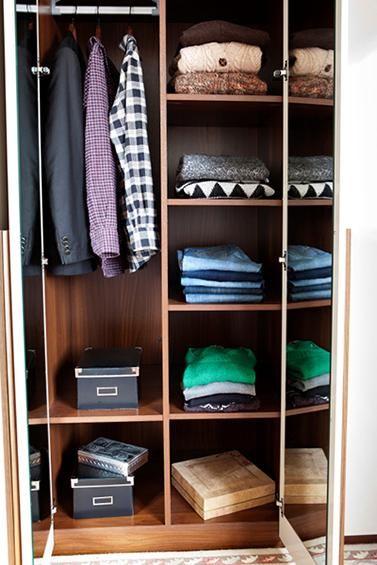 Closet Organizing Ideas [Slideshow]