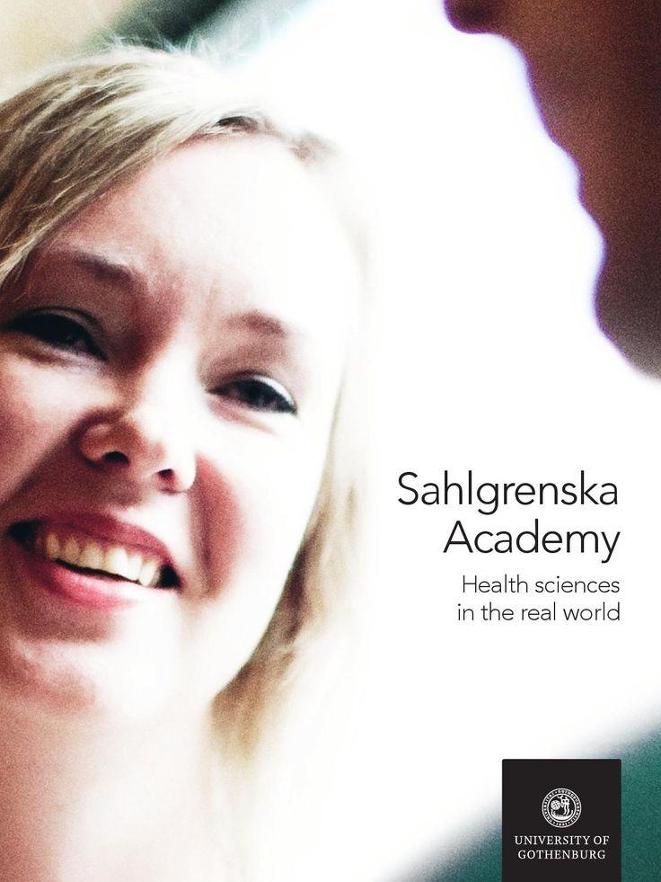 Sahlgrenska Academy - a presentation