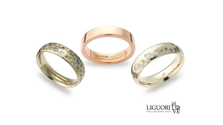 Liguori - DEJAVU, Catalogo 2013 #weddingring #liguorigioielli #jewels #rome #pinterest #images #design #brand #italy