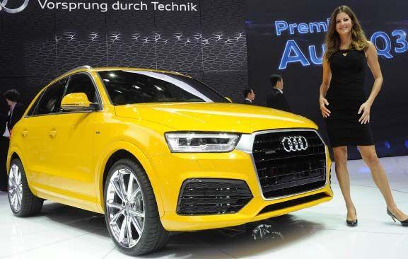 Audi Q3 SUV Showcased At Detroit Auto Show - Cargaze