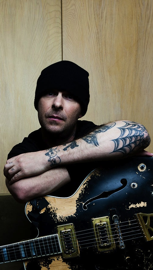 Timothy Lockwood Armstrong (born November 25, 1965) is an American musician, songwriter, and record producer, best known for his work with punk rock bands Rancid, Operation Ivy, Downfall, and the Transplants. He is also the owner and operator of Hellcat Records.