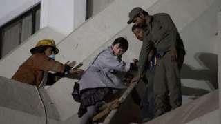 Pakistan hotel fire: Eleven killed at Karachi's Regent Plaza