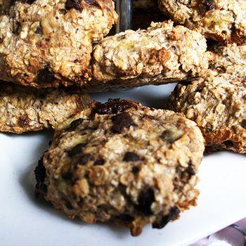 Havermout koekjes bakken in mijn oventje