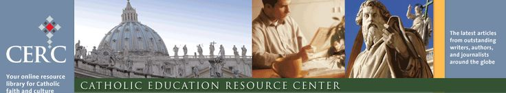 Catholic Education Resource Center #Catholic
