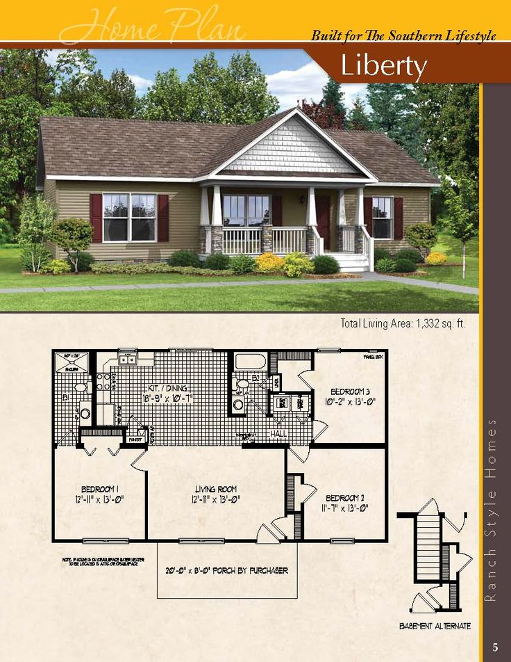 18 best Southern Lifestyles Floor Plan Collection images on ...