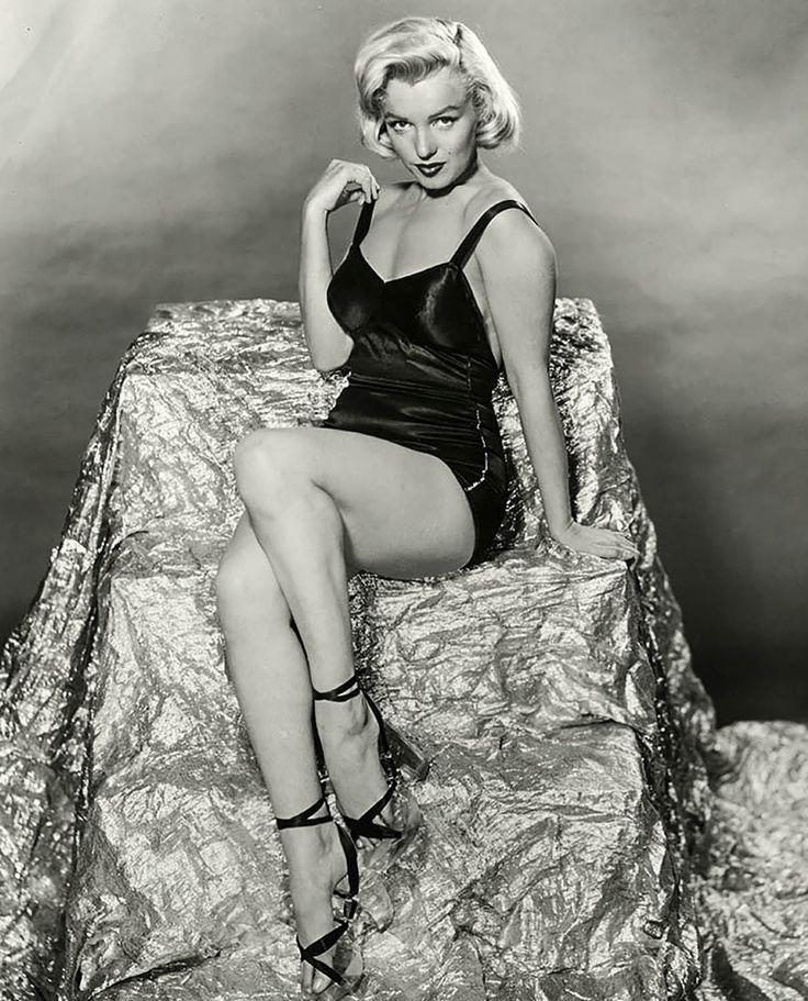 Resultado De Imagen Para Marilyn Monroe Nude  Classic -3102