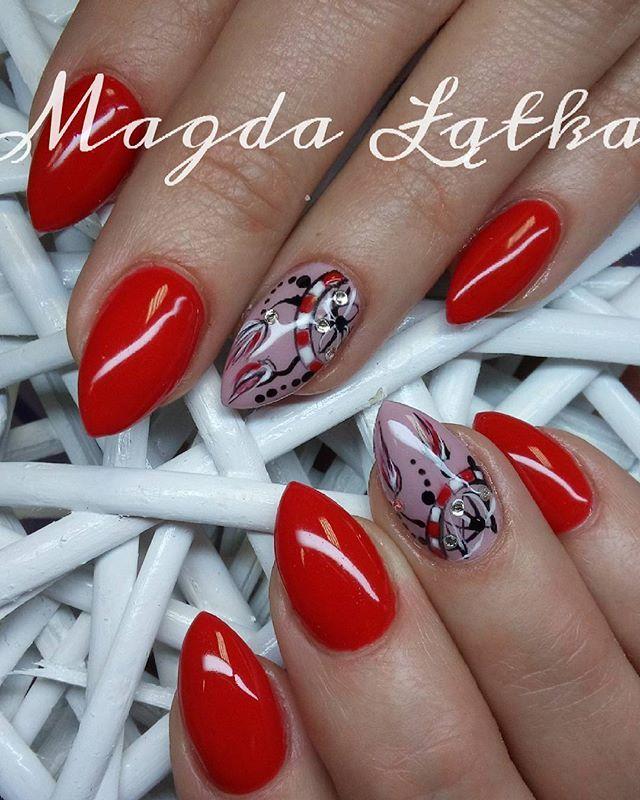 Pin by Gosiagosia on ABA GROUP NAILS   Nails, Aba