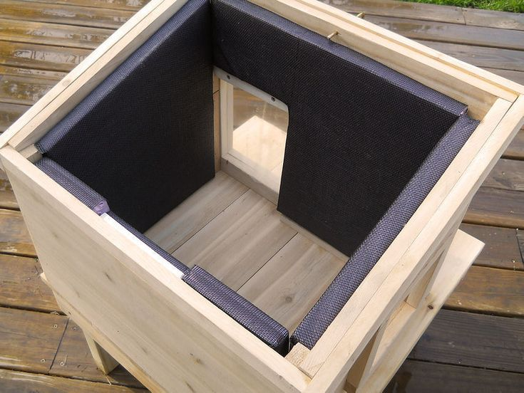 Insulated Cat House