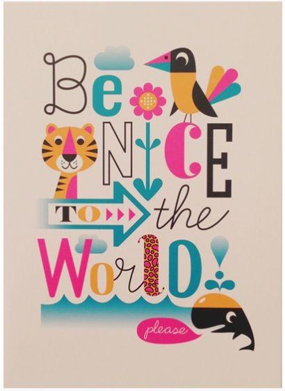 Ingela P. Arrhenius mini print for children