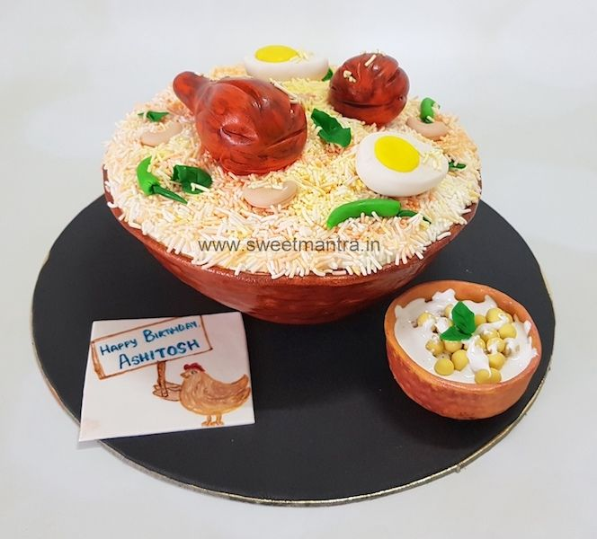 OrderSend 3D Custom Cake Home Delivery Pune