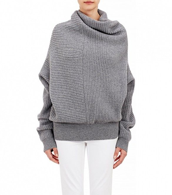 Acne Studios Oversized Jacy Turtleneck Sweater