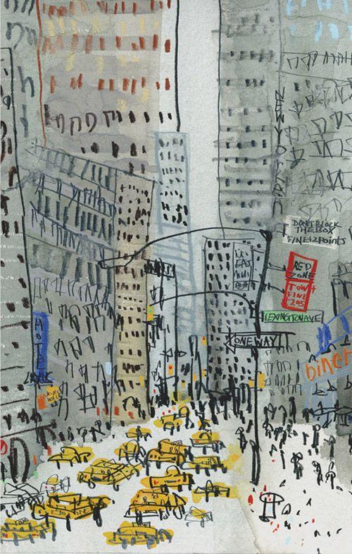 Clare Caulfield/One Way New York