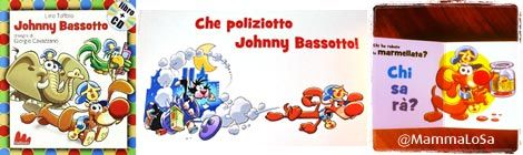 """Johnny il Bassotto e la magia dei singoli Gallucci - Collana """"Indistruttilibri""""  review by #MammaLoSa"""