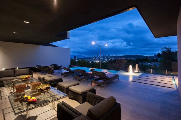 CH House by GLR Arquitectos in architecture  Category