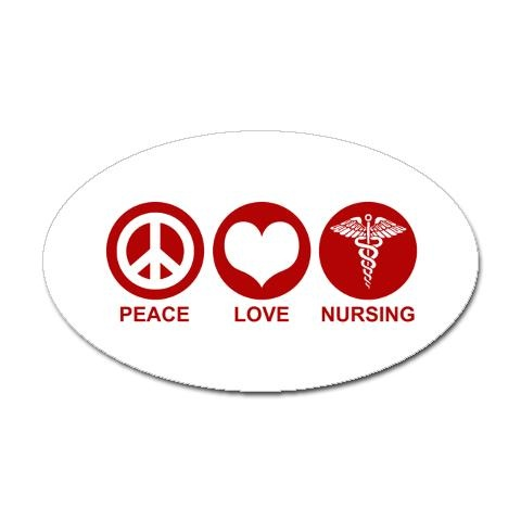 Peace Love Nursing