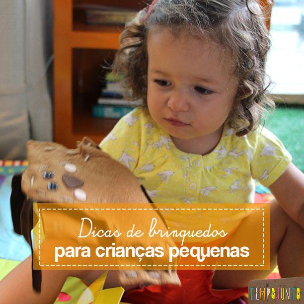 Você sabe quais são os brinquedos que o seu filho deveria ter para ser estimulado adequadamente? Veja esta dica de brinquedo para crianças de 2 a 4 anos