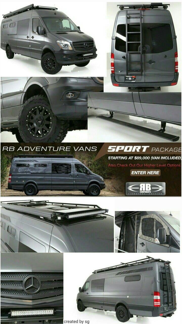 RB Adventure vans