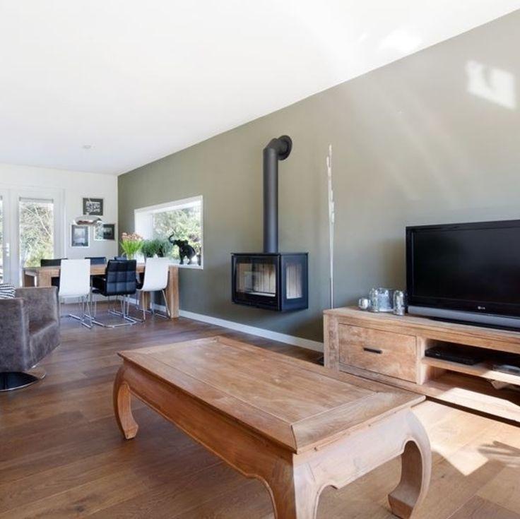 Het is niet zomaar een houtkachel, het is een meubel.