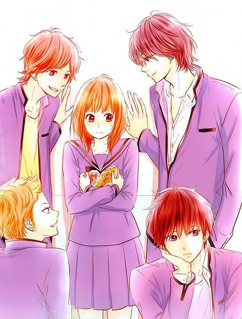 Anime Romance Wallpaper Haru Matsu Bokura This Story Is Really Cute And Funny