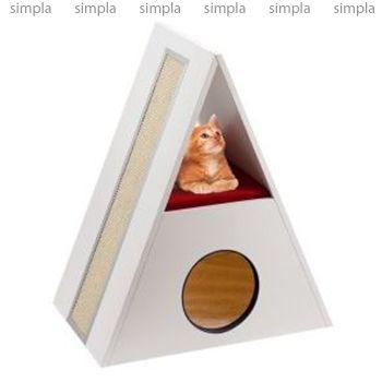 Ferplast Комплекс спально-игровой для кошки Merlin от mr-zoo